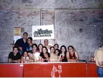Barrilada Solidaria Sevilla