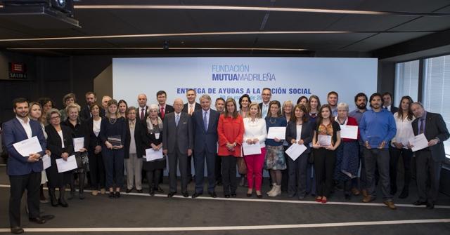 premios-mutua-madrileña-voluntariado-solidarios
