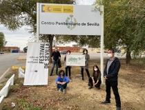 Festival Cine Europeo Sevilla. Monkey Week. Centro penitenciario. Solidarios para el Desarrollo