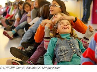 2014 07 03 Irene Casado_Pobreza es no poder ir al colegio