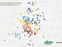 Mapeo recuentos personas sin hogar en Madrid. Solidarios para el Desarrollo y Acción en Red
