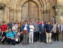 Salida Ávila Grupo Salud Mental 06.10.18