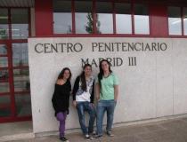 Solidarios en el Centro Penitenciario de Valdemoro