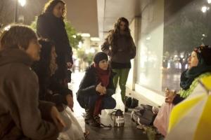 Mujeres sin hogar. Solidarios para el Desarrollo. La Casa Encendida
