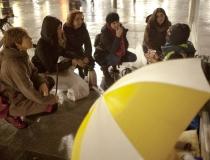 Personas sin hogar. Solidarios para el Desarrollo